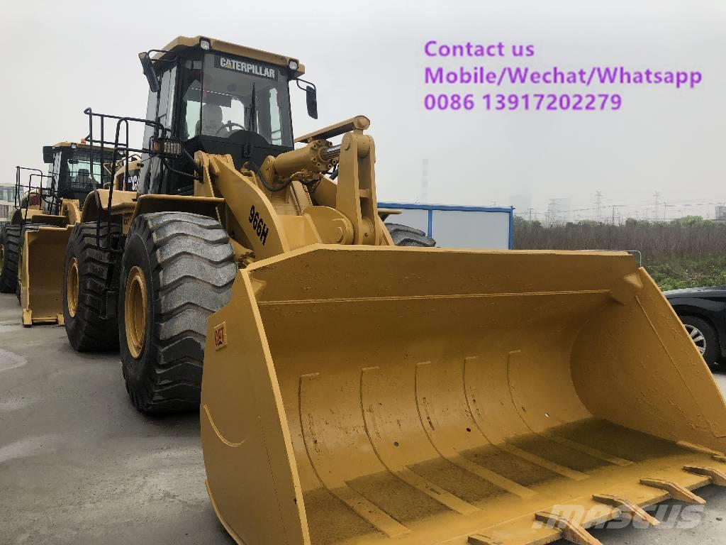 Caterpillar 966H original