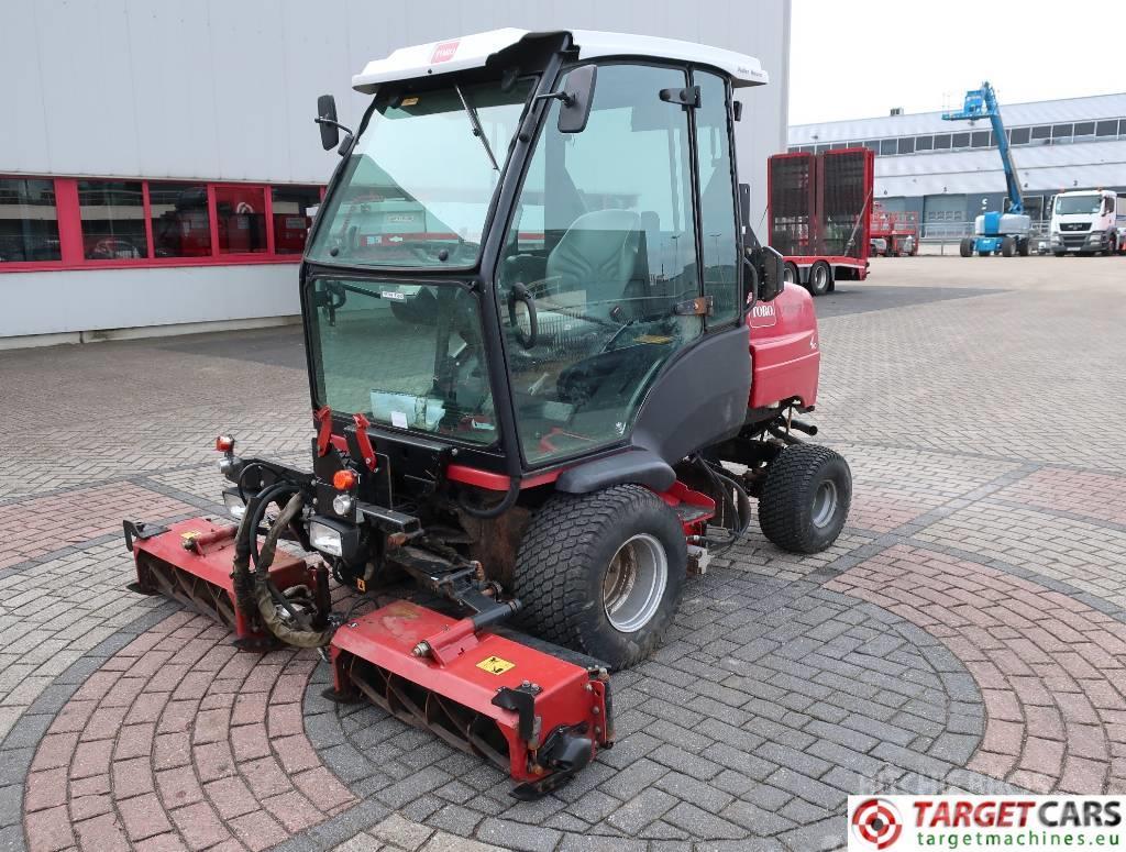 Toro LT3340 Cylinder 3-Reel 4WD Mower Diesel 212cm