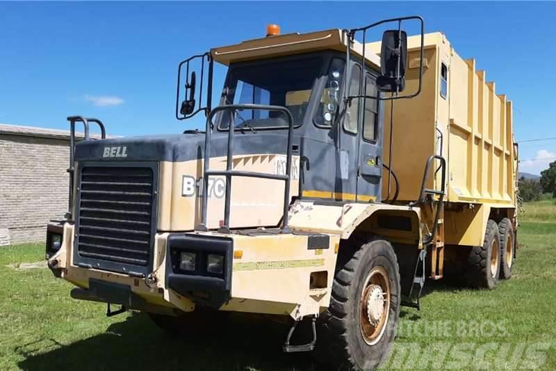 Bell B17C Garbage Truck