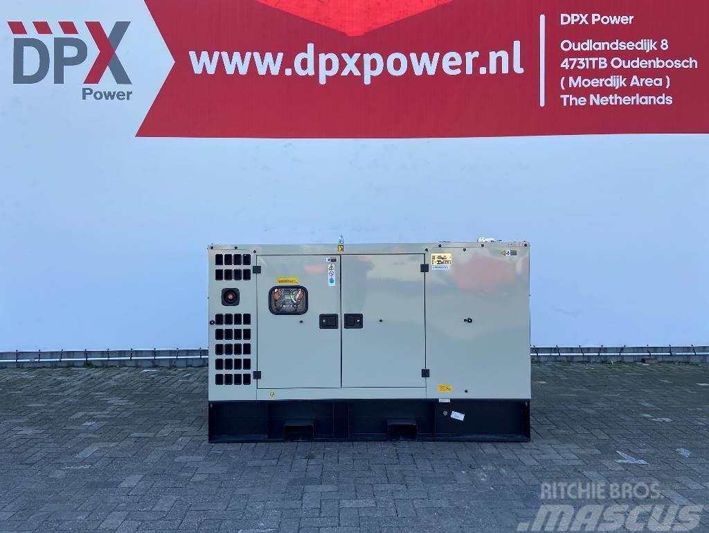 Perkins 1103A-33T - 66 kVA Generator - DPX-15703A
