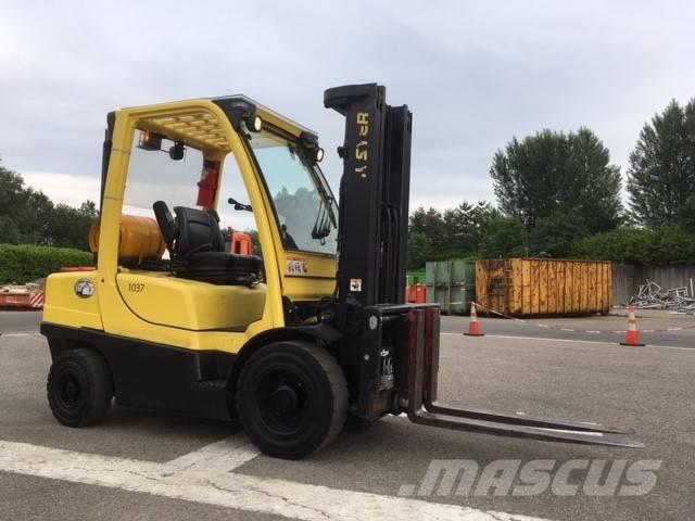 Hyster H 35 FT