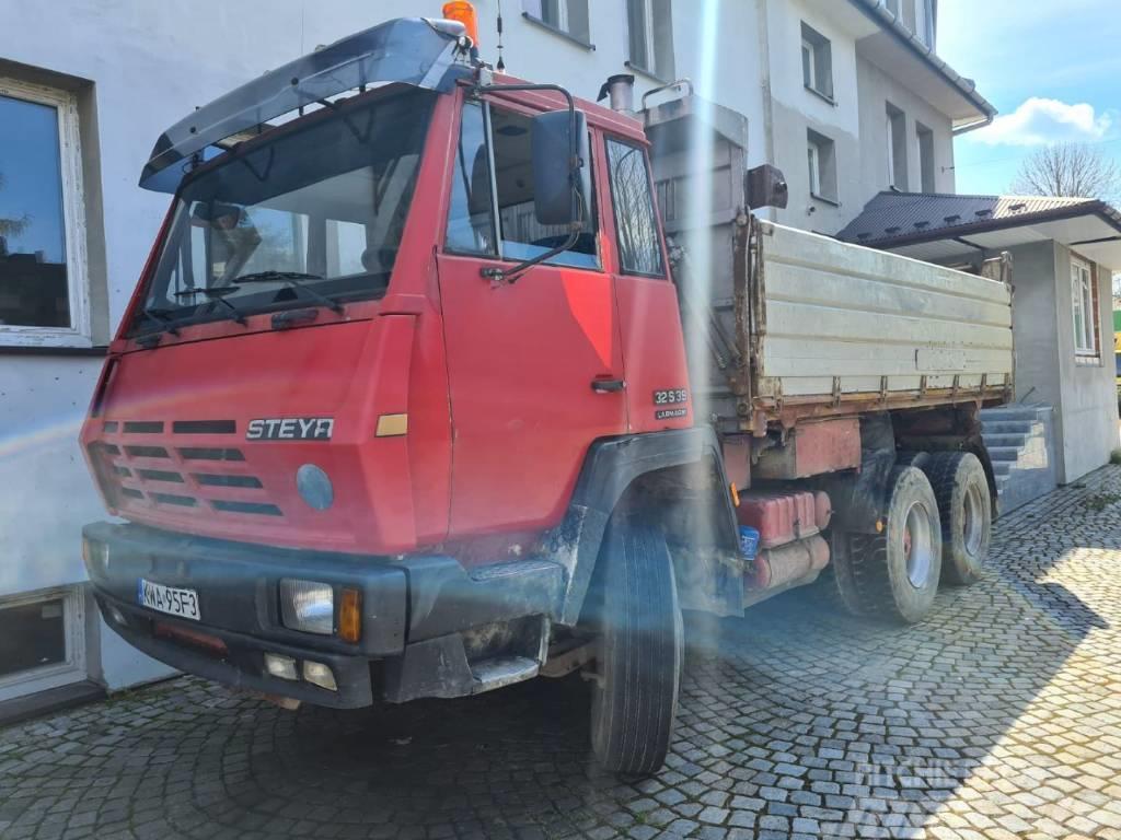 Steyr 32 S37 Samochód ciężarowy wywrotka Steyr 32 S37 Samochód ciężarowy wywrotka