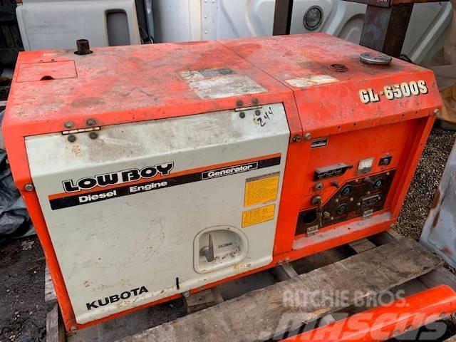 Kubota lowboy GL 6500S