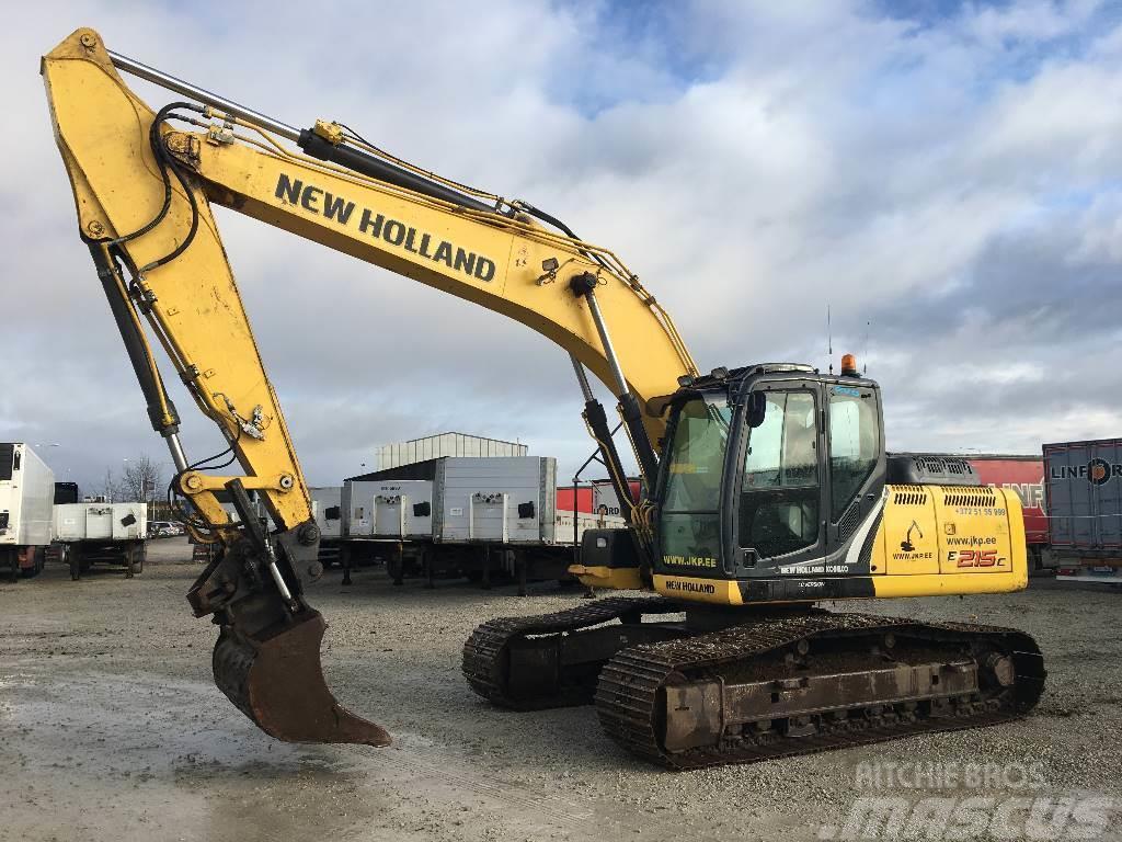 New Holland E 215 C LC