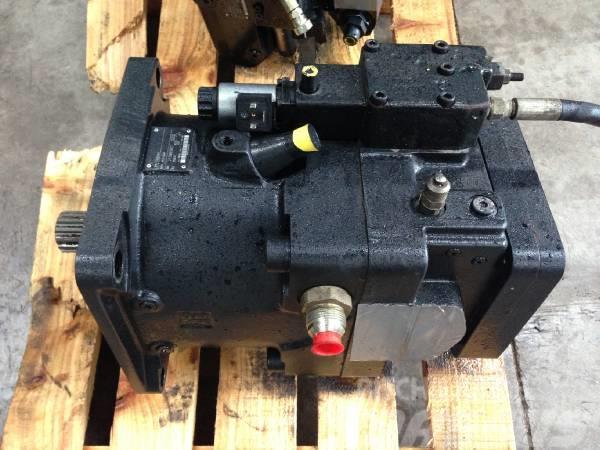 John Deere 1470D Hyd pump F069146