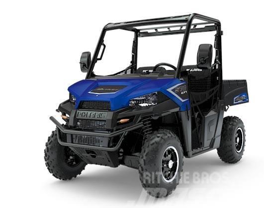 Polaris Ranger 570 Eps Traktor B ny!