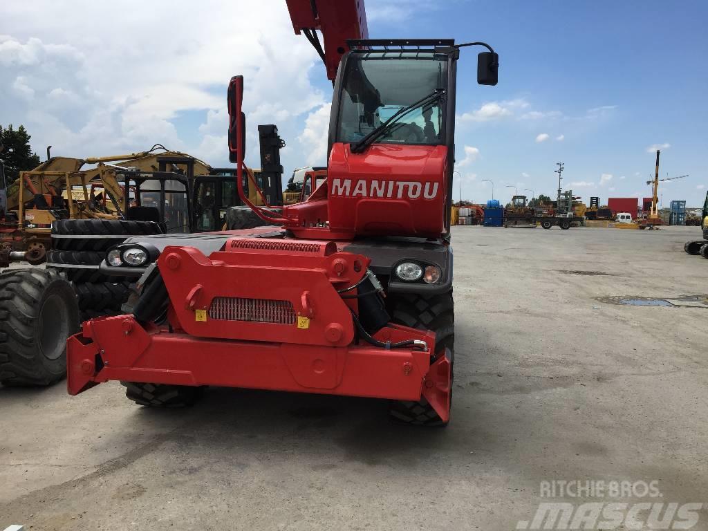 Manitou MRT 2550 Plus Privilege