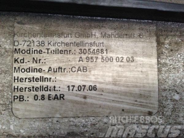 Mercedes-Benz Kühlerpaket Econic A957 500 0203 / A9575000203, 2006, Motorer