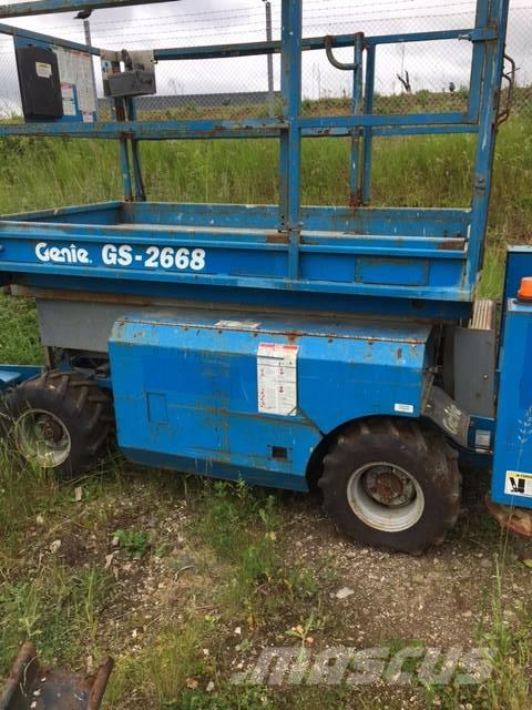 Genie GS 2668 RT