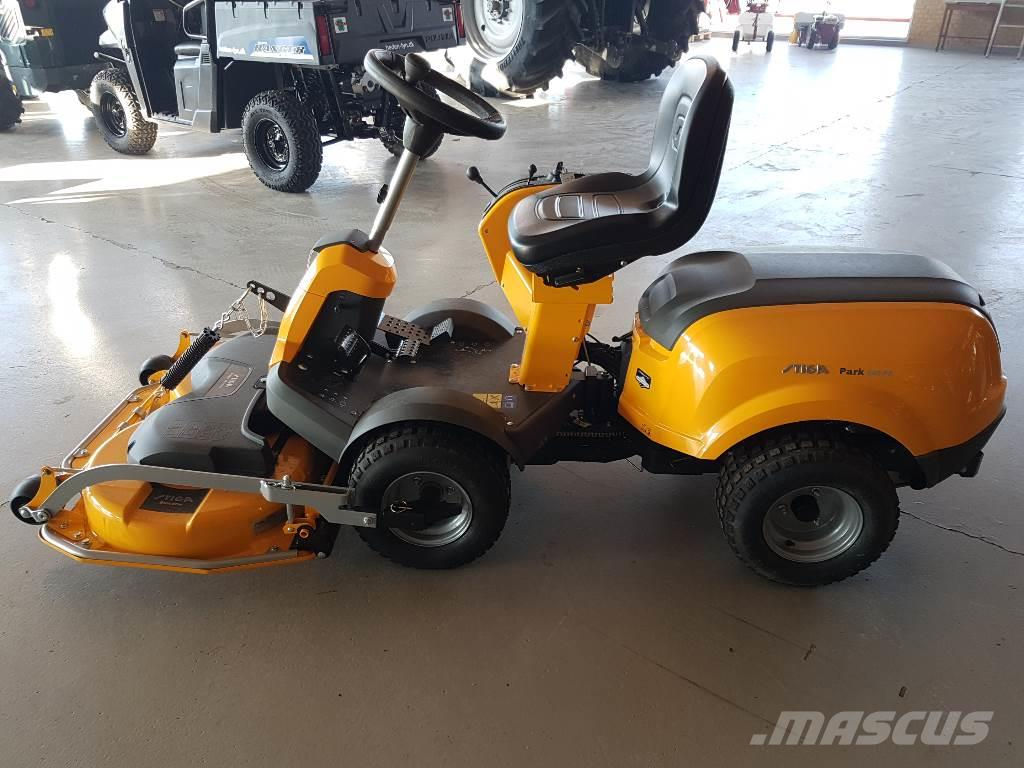 used stiga park 540px 4wd riding mowers price 5 406 for. Black Bedroom Furniture Sets. Home Design Ideas