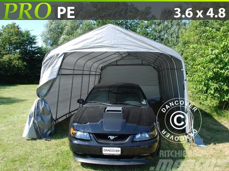 Dancover Portable Garage 3,6x4,8x2,7m, Lagertelt