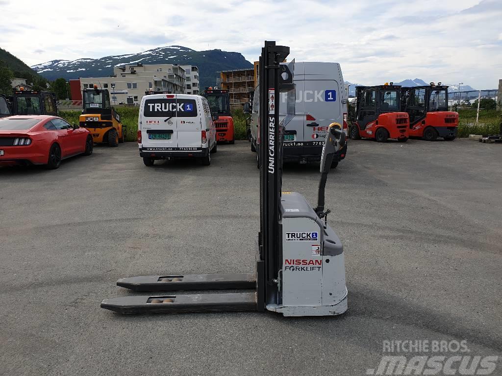 Nissan PS125 – 1,25 tonns ledestabler FRILØFT LH 2,99 m