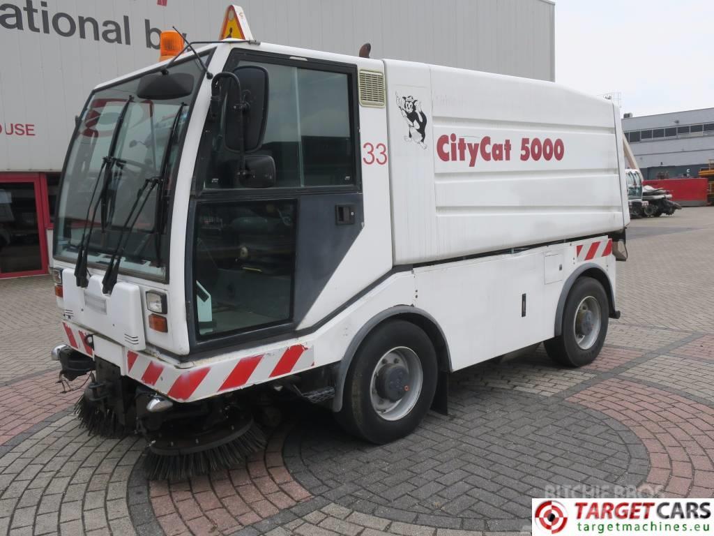 Bucher CityCat CC5000 Street Sweeper