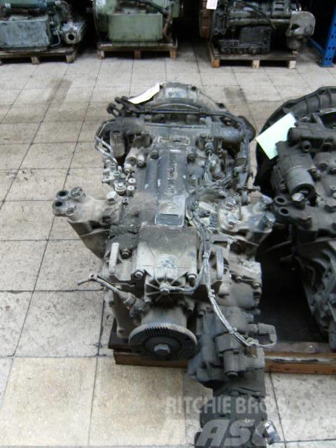 Mercedes-Benz Actros G210-16 HPS / G 210-16 HPS, 2001, Växellådor