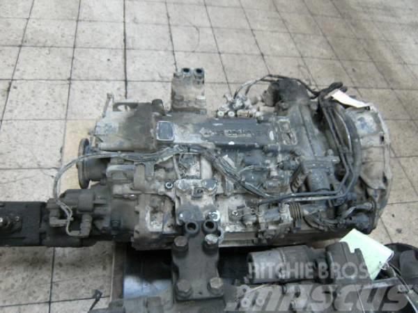 Mercedes-Benz Actros G210-16 HPS / G 210-16 HPS
