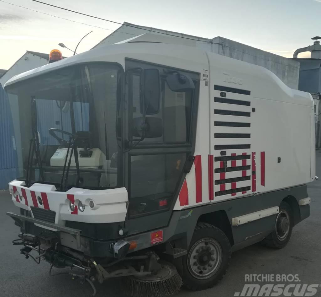 [Other] BARREDORA RAVO 530 volquete