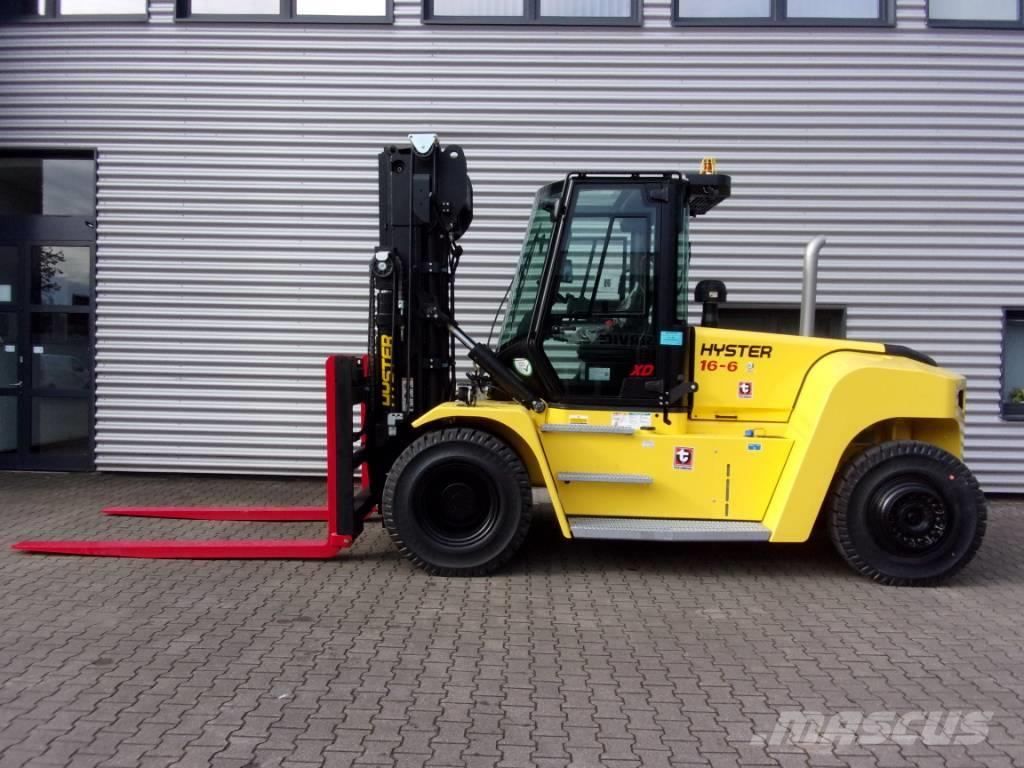 Hyster H16XD6