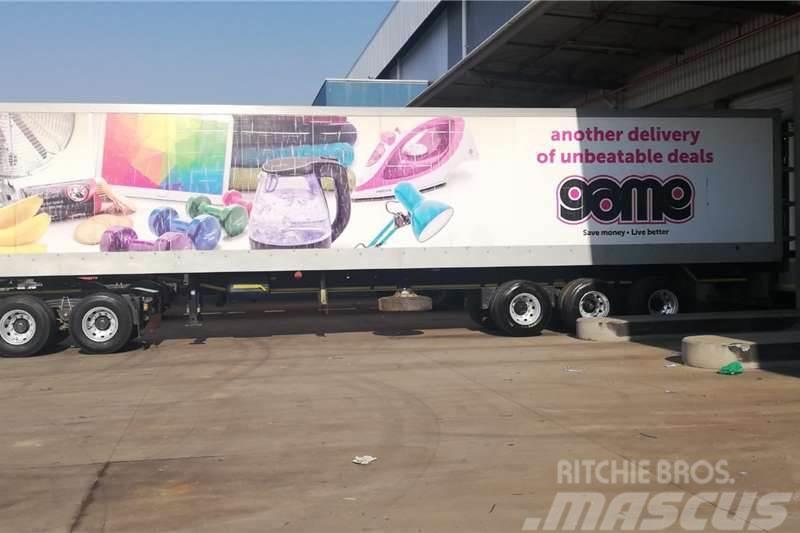 Afrit Boksburg trucking volume body