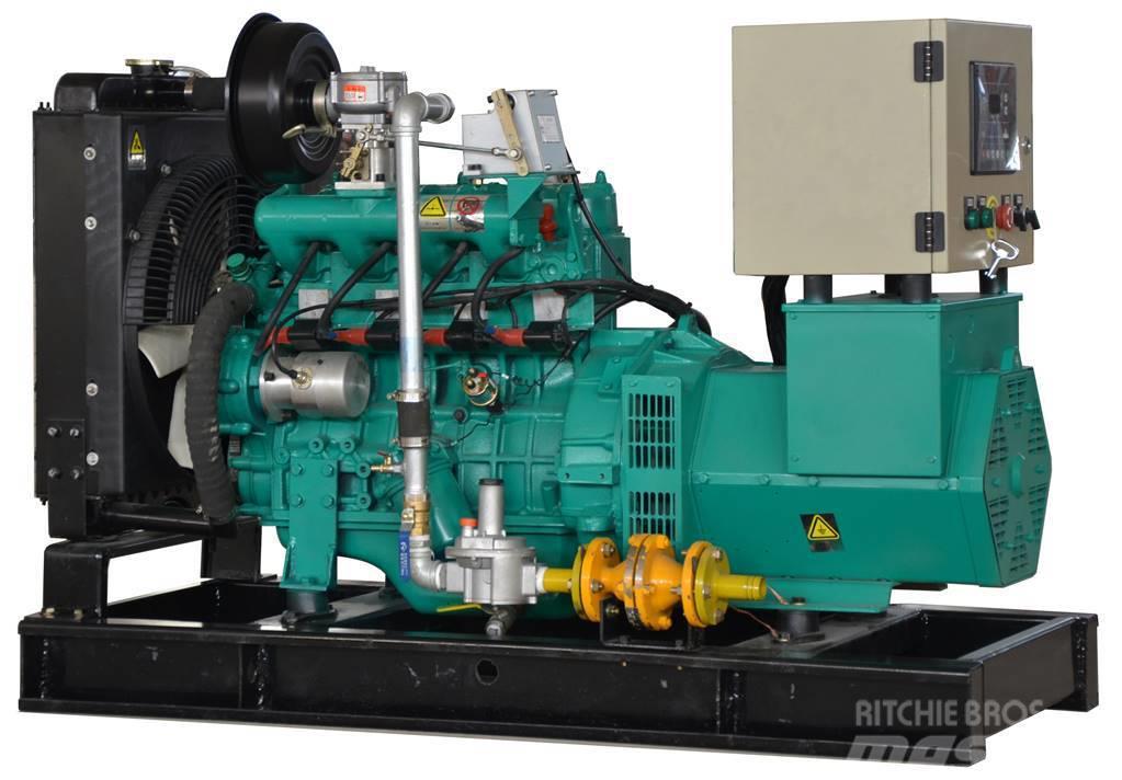 Javac 12,5 KVA tot 2000 KVA Gasgenerator - Watergekoeld