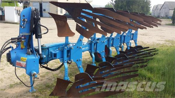 Lemken Mounted reversible plough Juwel 8 4+1 N 100