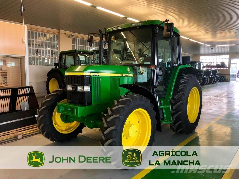 John Deere 6310