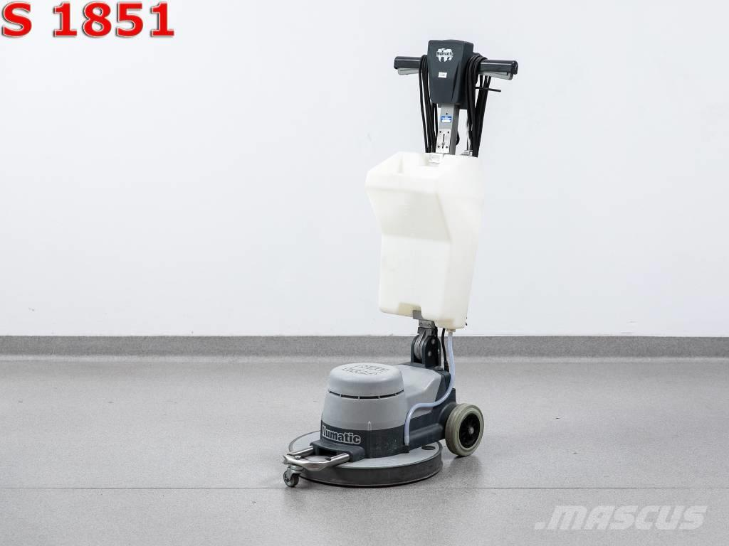 Floor polisher NUMATIC NSU 1500