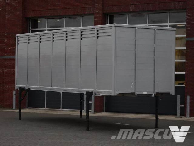 [Other] Finkl FINKL 1-Stock livestock box for BDF-system -