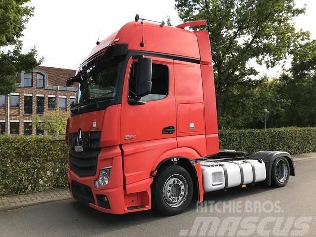 Mercedes-Benz ACTROS 1842 GigaSpace/Retarder / LowLiner L765949