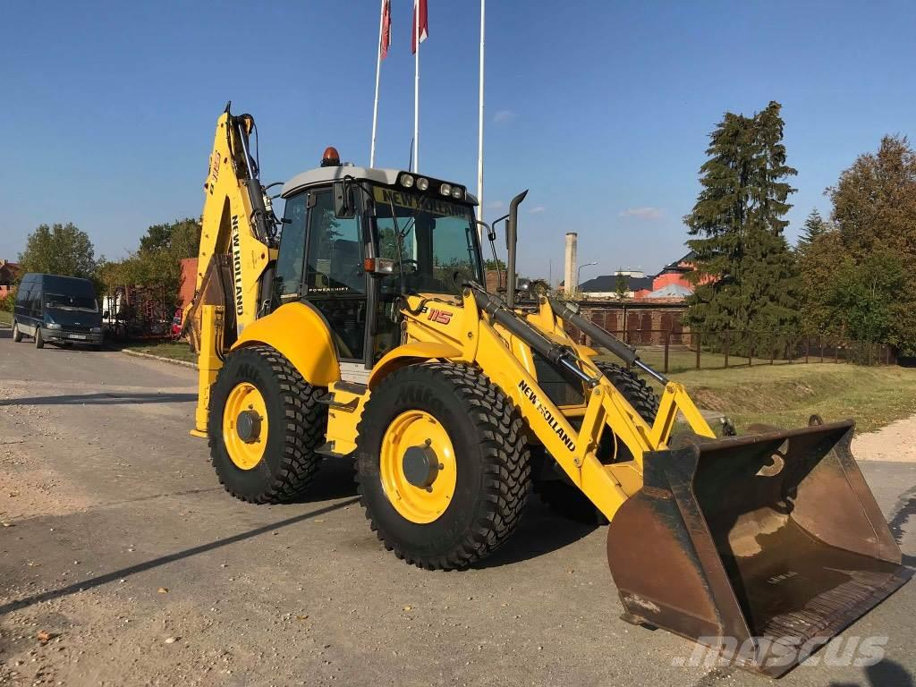 New Holland LB 115-4 PS