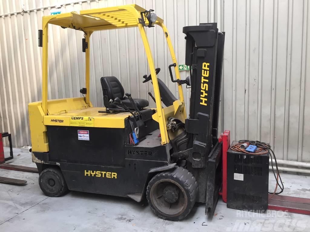 Hyster E 5.50