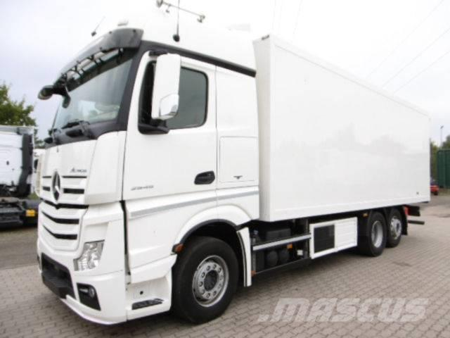 Mercedes-Benz Actros 2545 TK 7,4m Carrier Supra