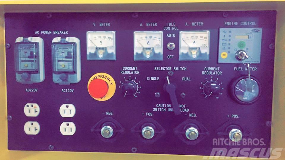 Kovo Máy phát hàn EW400DST