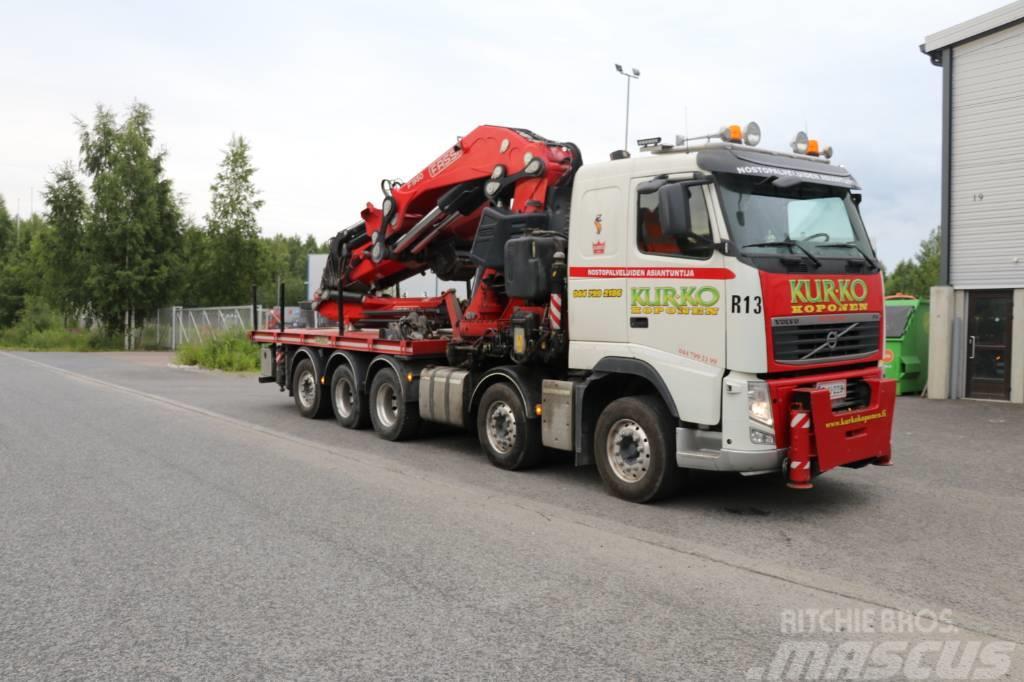 Volvo FH 540 10x4 Fassi F1950RAL L816L