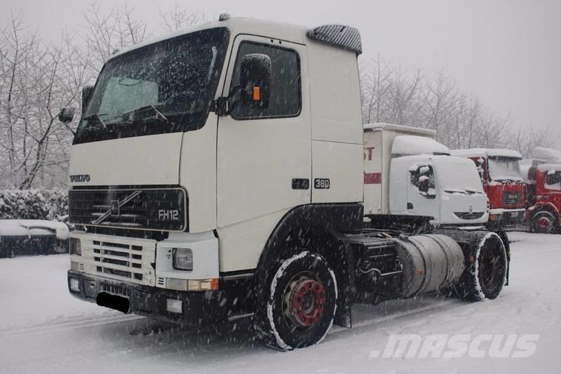 Volvo FH12 380 4x2
