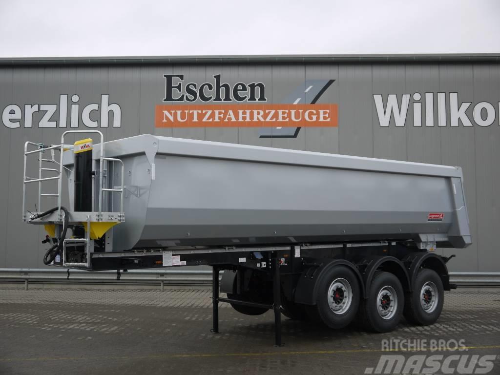 Langendorf SKS-HS 24/30, 25m³ Stahlmulde