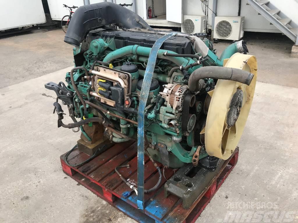Volvo D7F Engine
