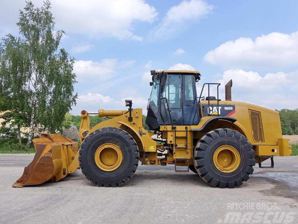 Caterpillar 966H (6.778 hours + 4x new tyres)