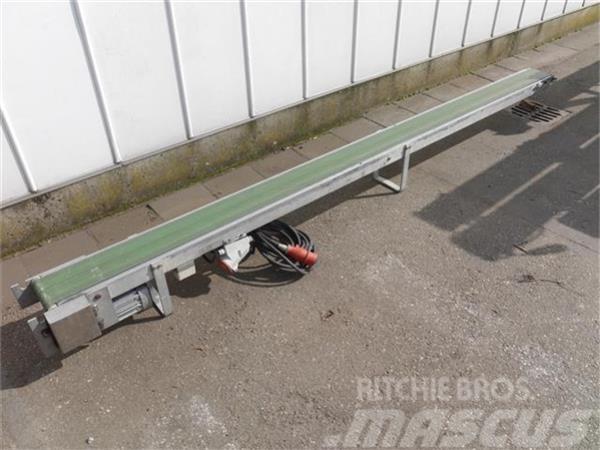Stolze 3 meter plantentransportband 17 cm breed Duijndam