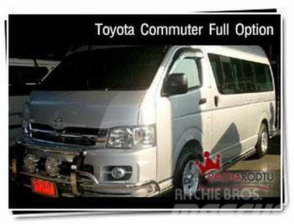 Toyota COMMUTER D4D