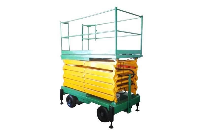 Sino Plant Scissor Lift 6m - 220V