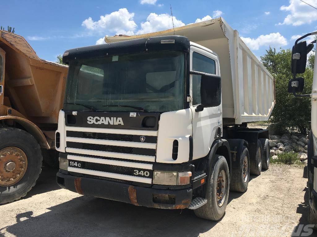 Scania P114-C