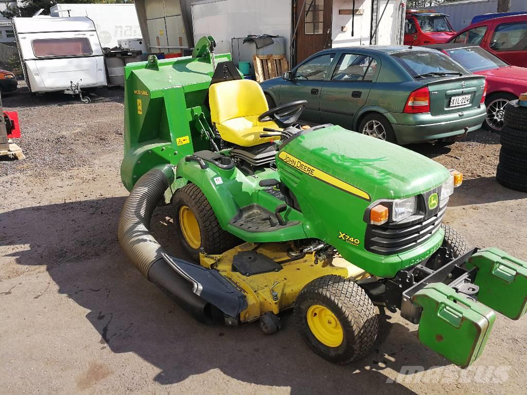 John Deere X 740 Ultimate