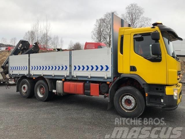 Volvo FE300 6x2/ HIAB 144/14tm/Euro 5/ 135.000km