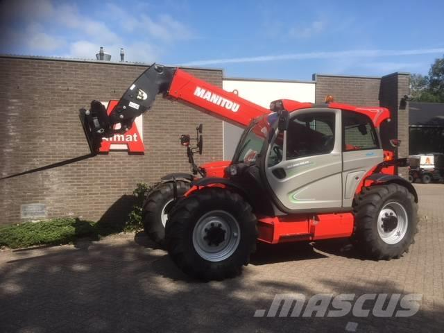 Manitou MLT 840-145 PS Elite Verreiker
