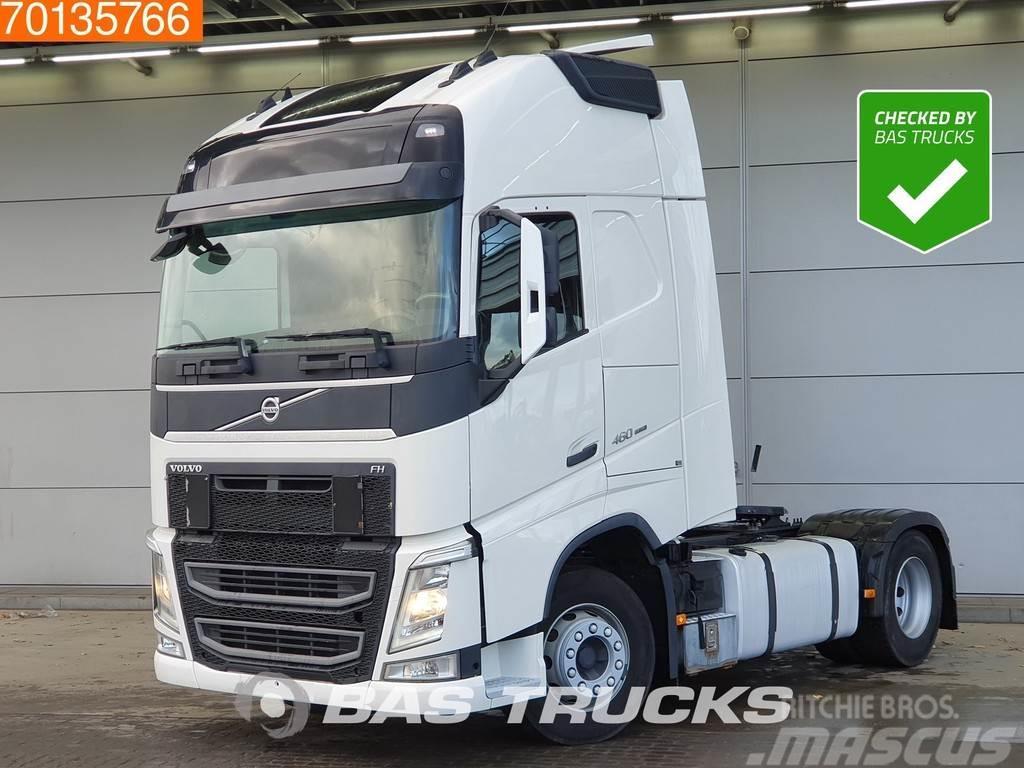 Volvo FH 460 4X2 XL VEB+ 2x Tanks Euro 6