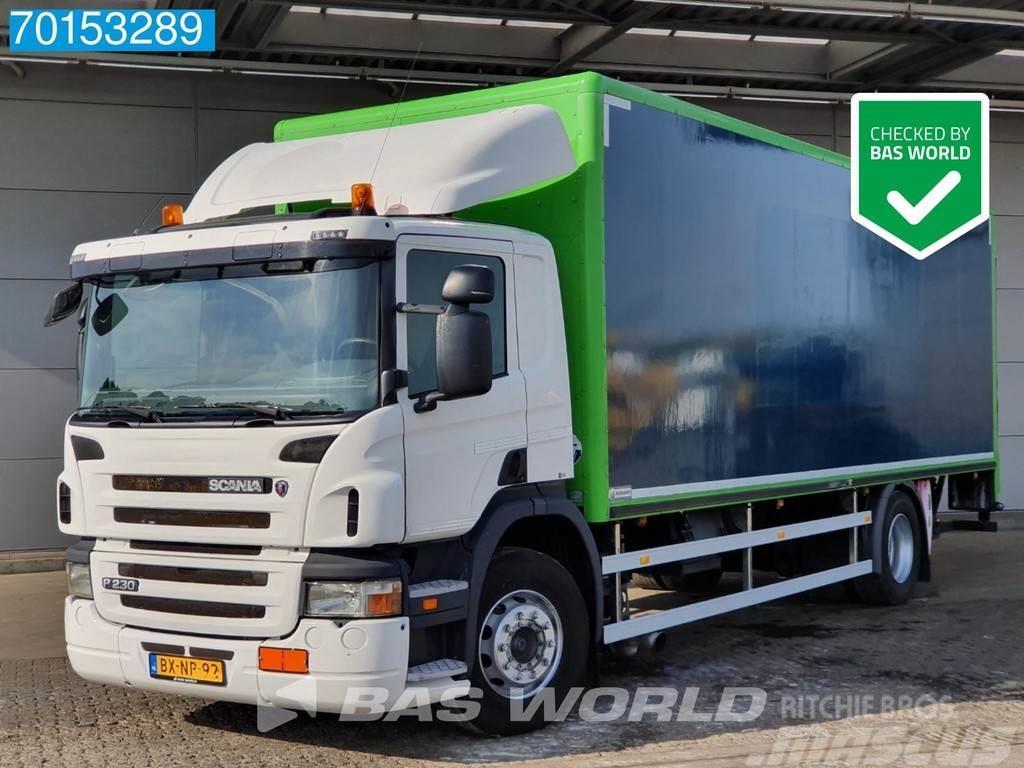 Scania P230 4X2 NL-Truck Ladebordwand Euro 5