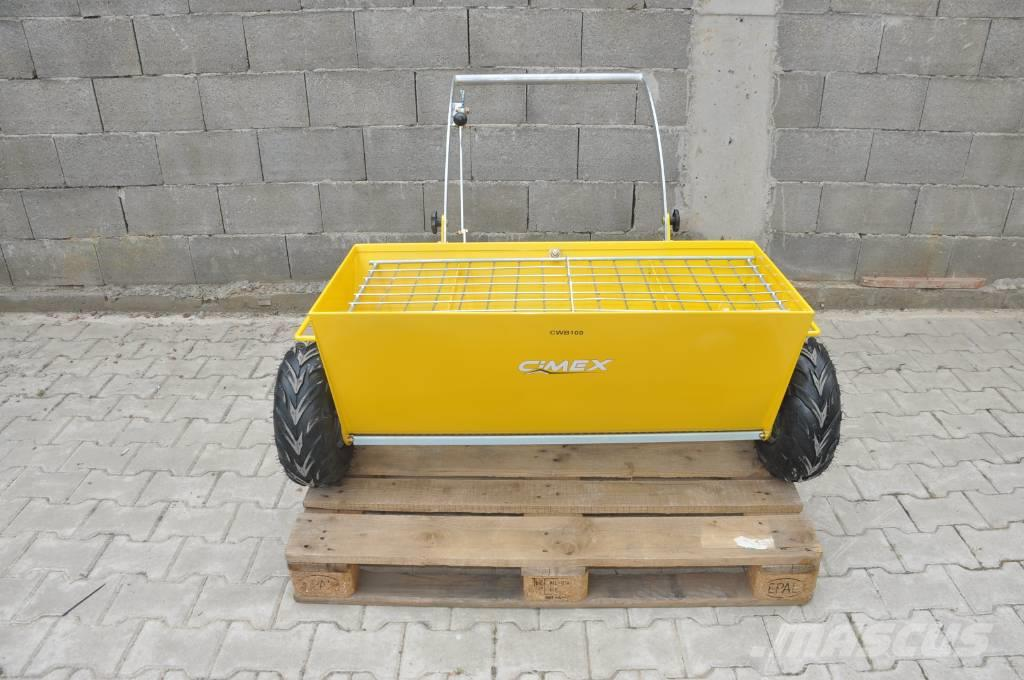 [Other] Concrete Cart for Topping CIMEX CWB100