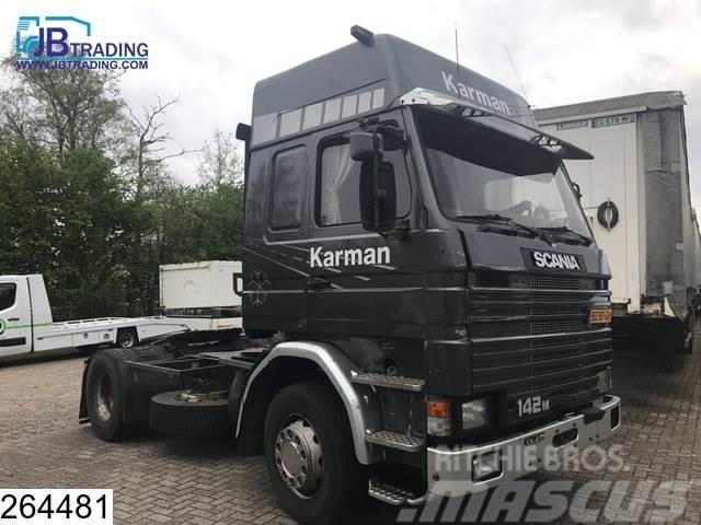 Scania 142 400 Manual