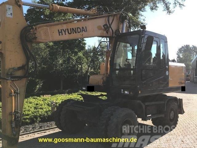 Hyundai Robex 170 W-7A