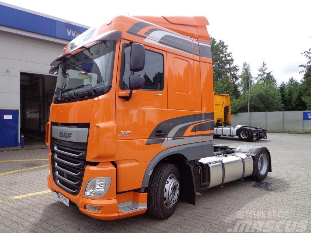 DAF XFFT 440 EURO 6 DEMO DEALERA 2016